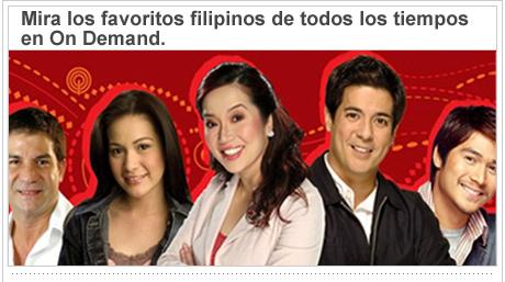 Ve los favoritos de todos los tiempos de Pinoy On Demand