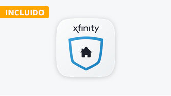 enseña de xfinity security
