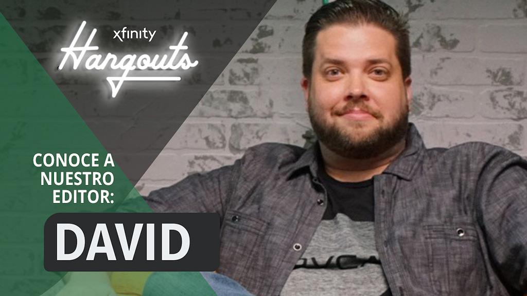 David, editor