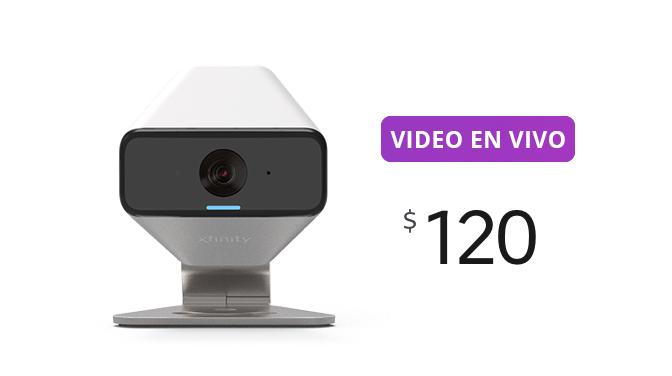 Video en vivo $120