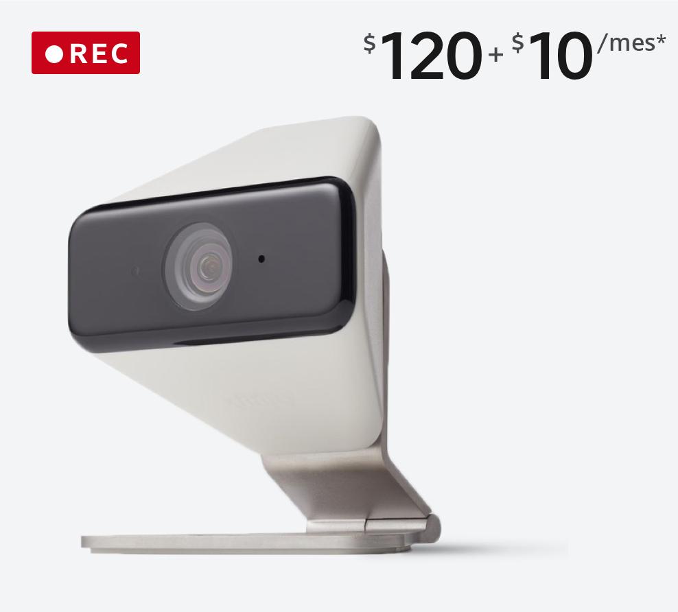 cámara con precio