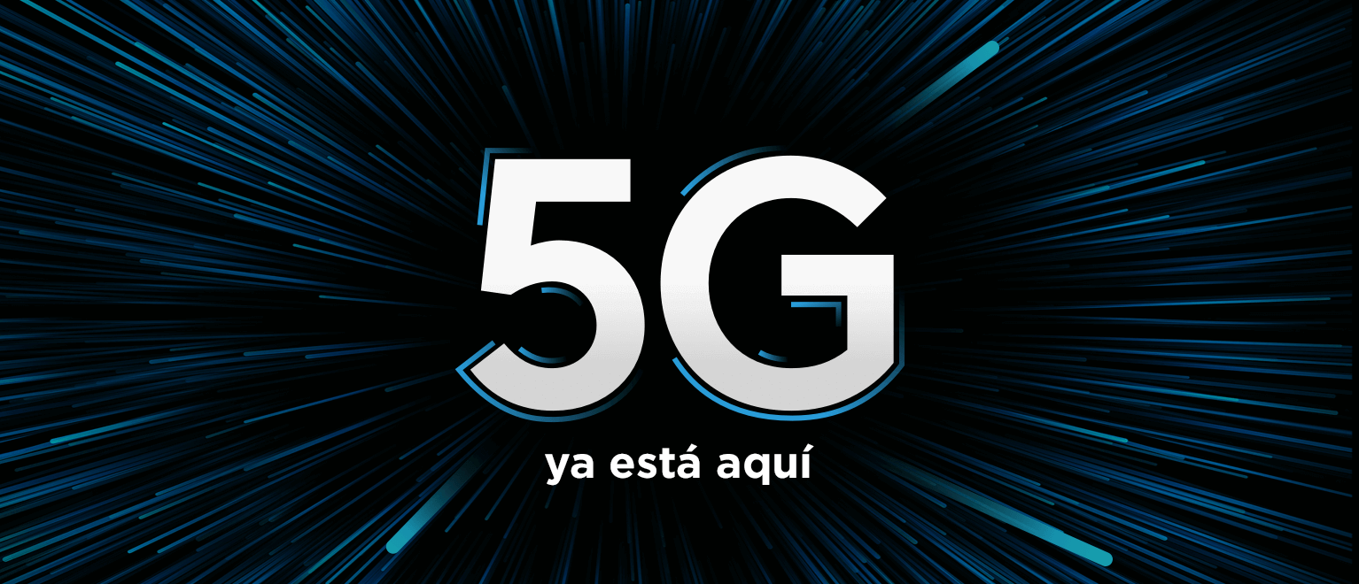 5G ya está aquí