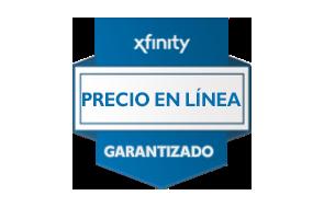 Garantía de precio en línea de Xfinity