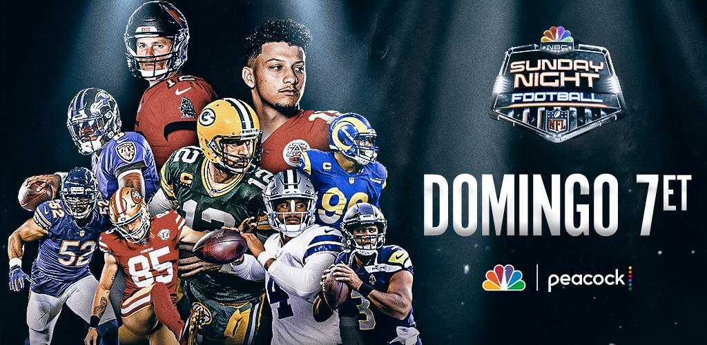 Sunday Night Football en NBC