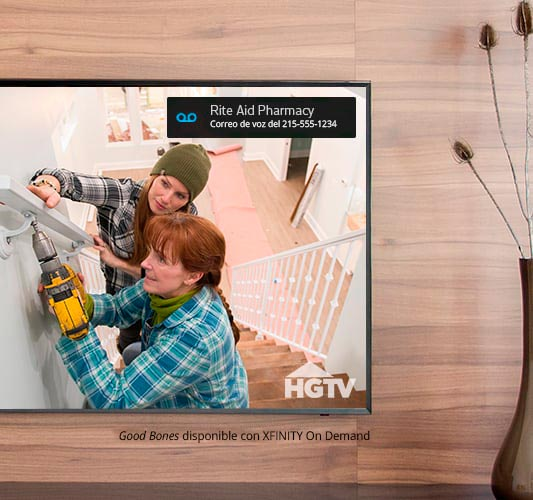 HGTV en TV