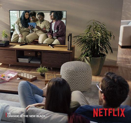 XFINITY X1 Netflix