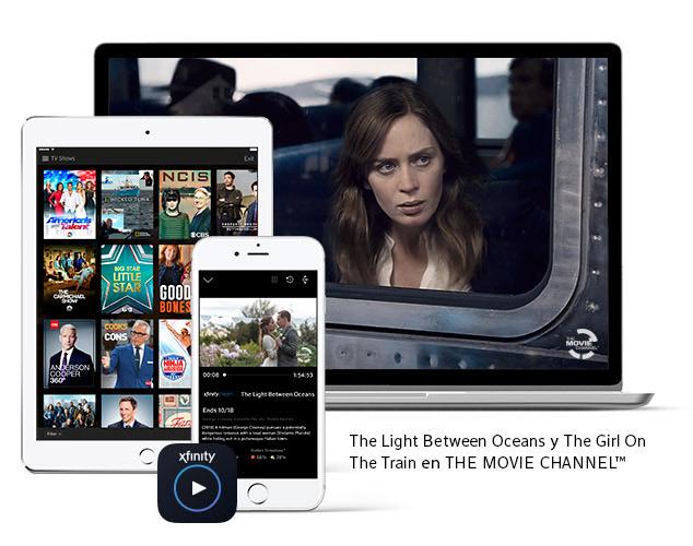 Equipos mostrando The Movie Channel